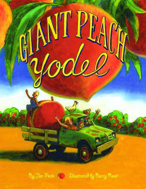 Giant Peach Yodel