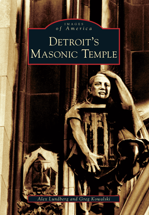Detroit's Masonic Temple