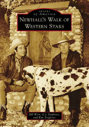 Newhall's Walk of Western Stars