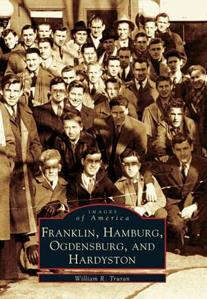 Franklin, Hamburg, Ogdensburg, and Hardyston