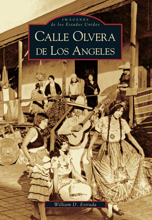 Calle Olvera de Los Angeles