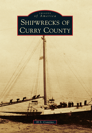 Shipwrecks of Curry County