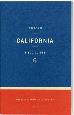 Wildsam Field Guides  California