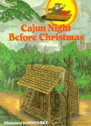 Cajun Night Before Christmas® Slipcase