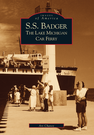 S.S. Badger: The Lake Michigan Car Ferry