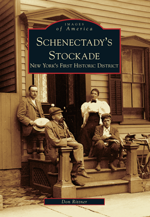 Schenectady's Stockade:  New York's First Historic District
