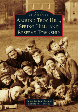 Around Troy Hill, Spring Hill, and Reserve Township