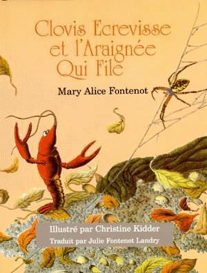 Clovis Ecrevisse et L'araignee Qui File