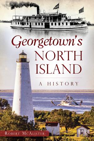 Georgetown's North Island